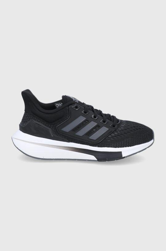 czarny adidas - Buty EQ21 RUN Damski