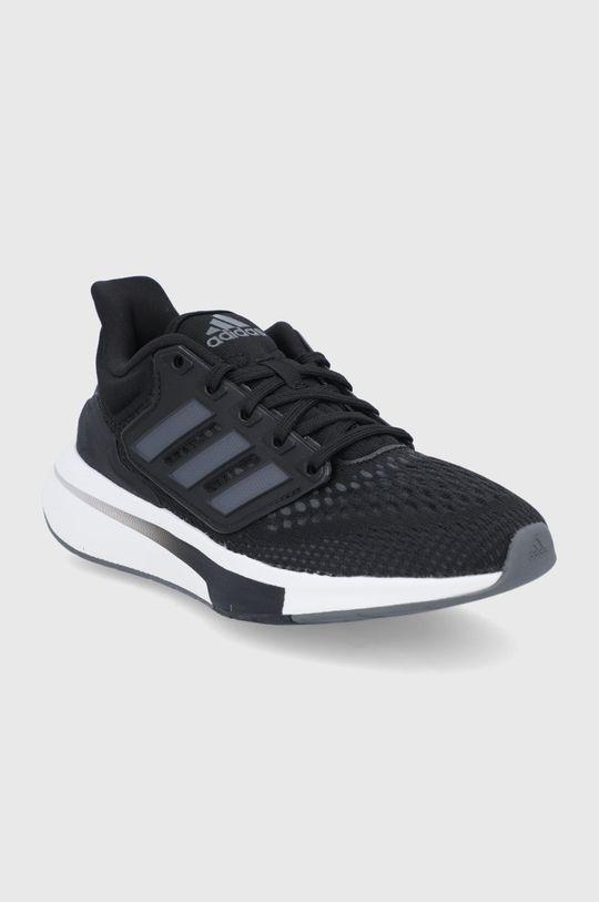 adidas - Buty EQ21 RUN czarny