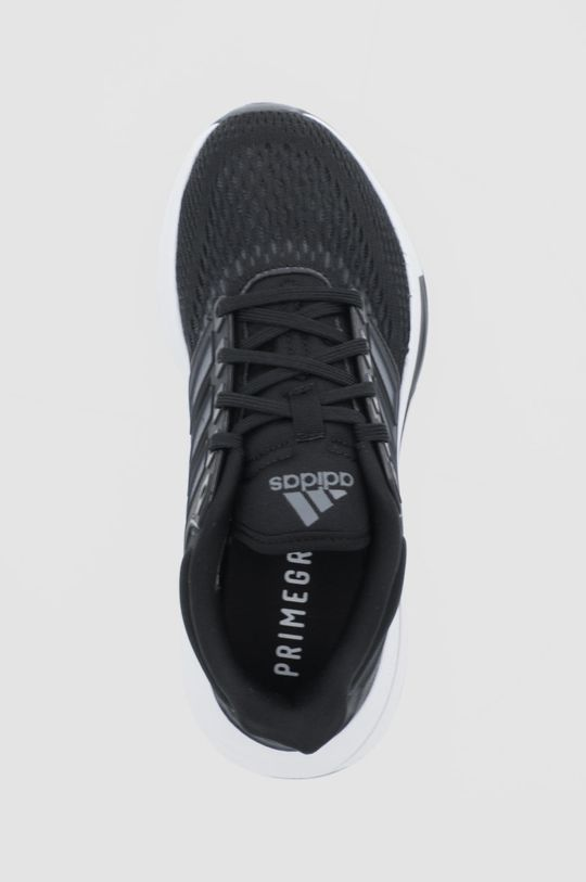 czarny adidas - Buty EQ21 RUN