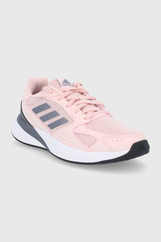 adidas - Boty RESPONSE RUN růžová