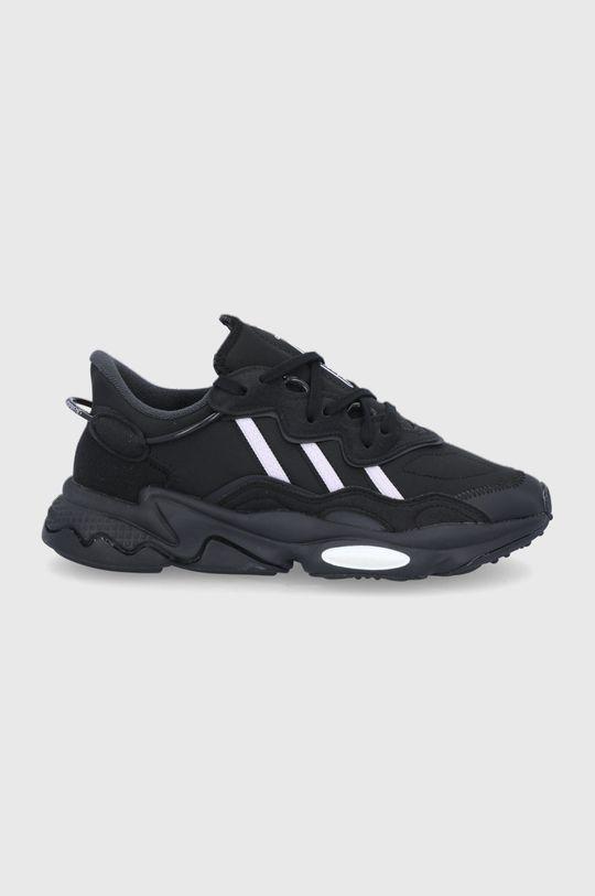 czarny adidas Originals - Buty OZWEEGO W Damski