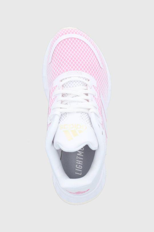 fehér adidas - Cipő DURAMO SL