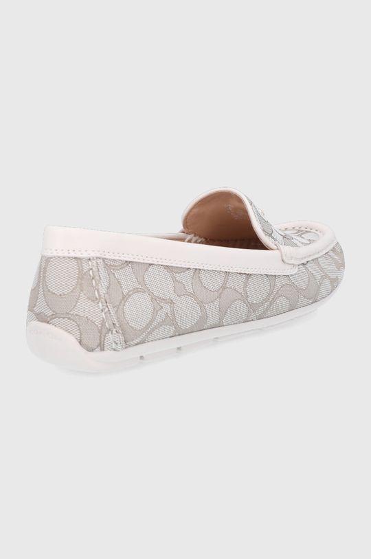 Coach - Mokasíny  Svršek: Textilní materiál, Přírodní kůže Vnitřek: Umělá hmota Podrážka: Umělá hmota, Textilní materiál