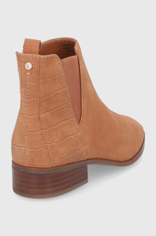 Aldo - Semišové topánky Chelsea Torwenflex  Zvršok: Koža Vnútro: Syntetická látka, Textil Podrážka: Syntetická látka