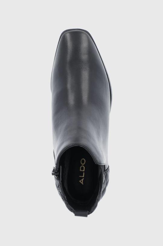 negru Aldo - Ghete Chelsea de piele Torwenflex