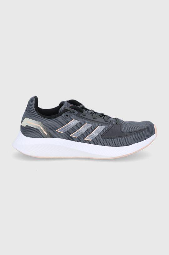 šedá adidas - Boty RUNFALCON 2.0 Dámský