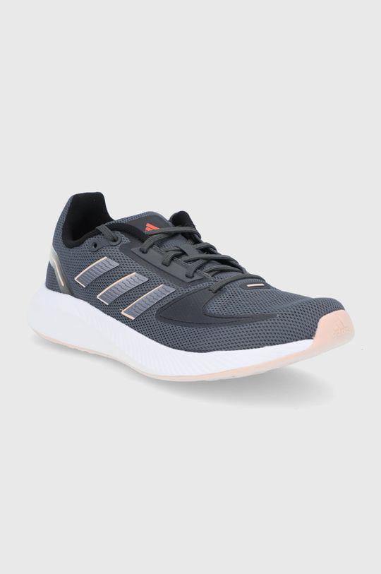 adidas - Boty RUNFALCON 2.0 šedá