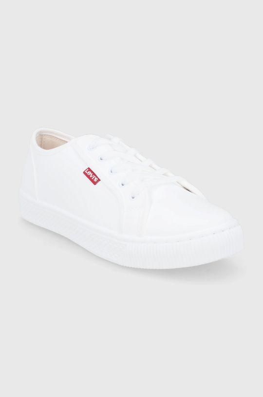 Levi's - Buty biały