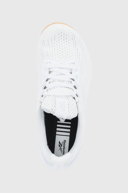 biały Reebok - Buty Nano X1