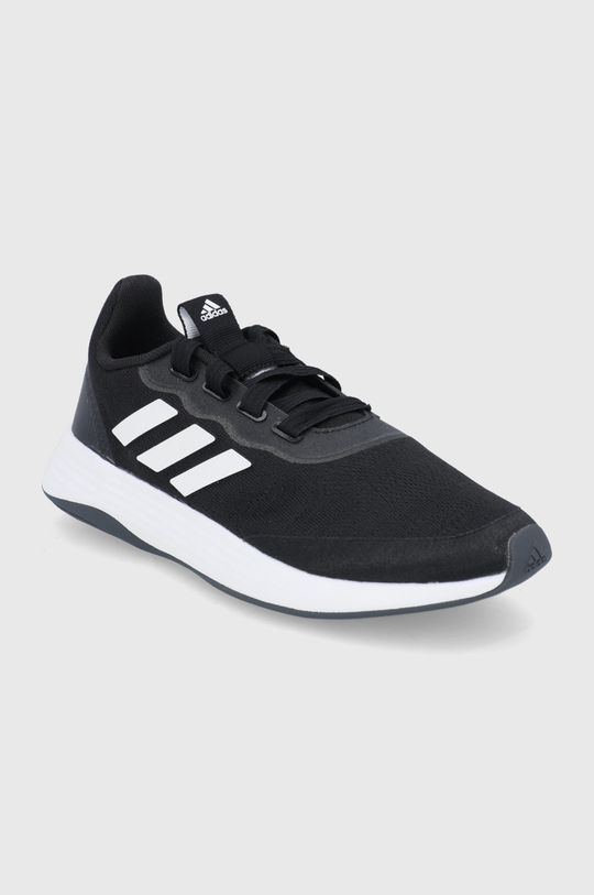 Adidas - Buty QT Racer Sport czarny