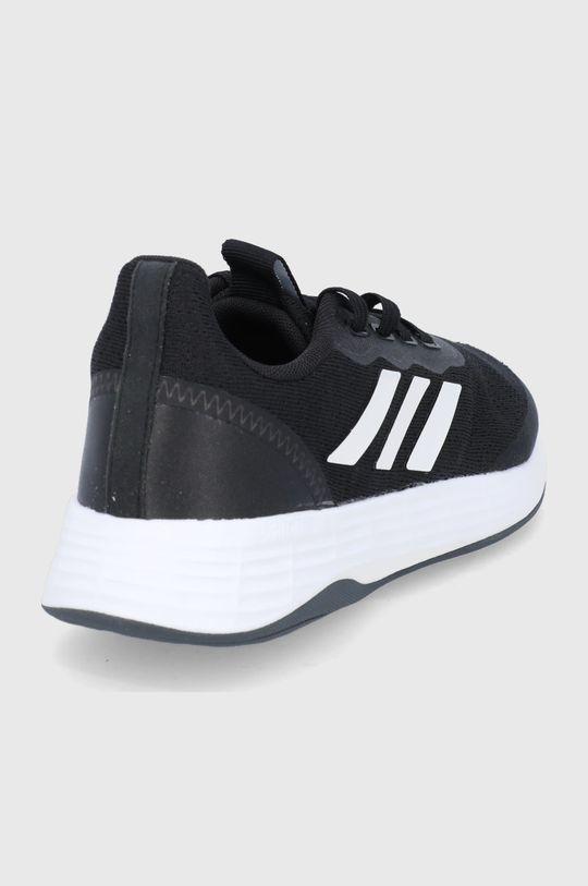 Adidas - Buty QT Racer Sport Cholewka: Materiał syntetyczny, Materiał tekstylny, Wnętrze: Materiał tekstylny, Podeszwa: Materiał syntetyczny