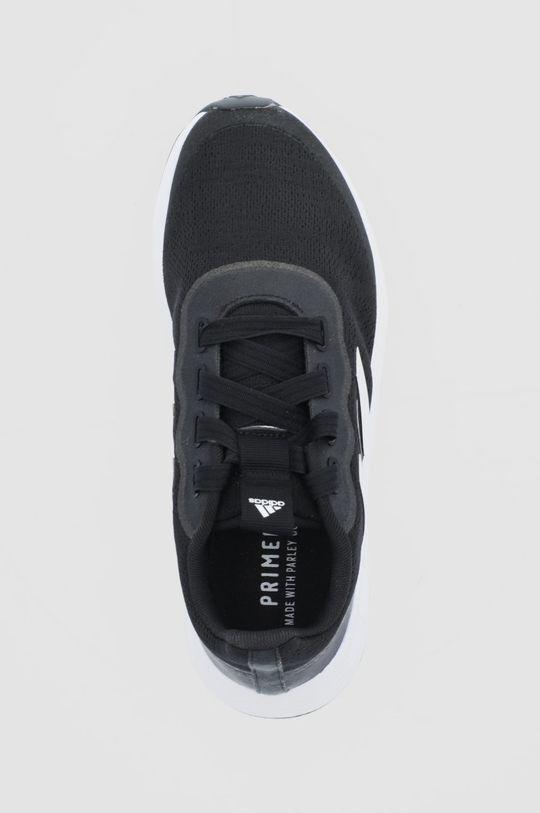 czarny Adidas - Buty QT Racer Sport
