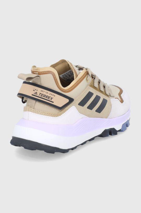 adidas Performance - Υποδήματα Terrex Hikster  Πάνω μέρος: Υφαντικό υλικό, Δέρμα σαμουά Εσωτερικό: Συνθετικό ύφασμα, Υφαντικό υλικό Σόλα: Συνθετικό ύφασμα
