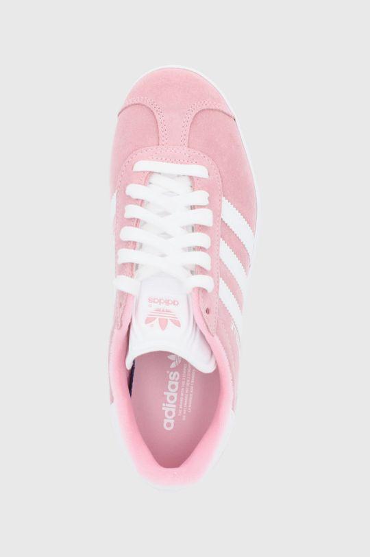 ροζ adidas Originals - Υποδήματα Gazelle