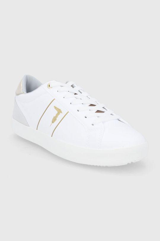 Trussardi - Pantofi alb