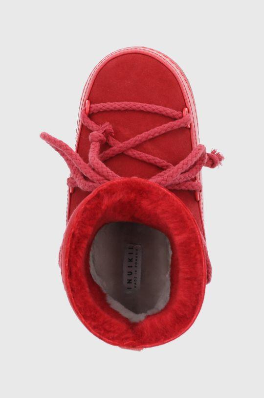 czerwony Inuikii - Śniegowce