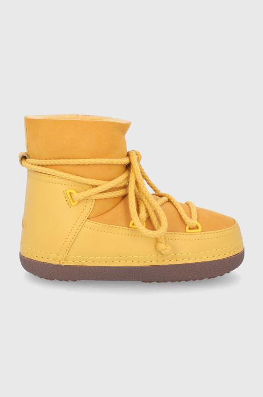 żółty Inuikii - Śniegowce Damski