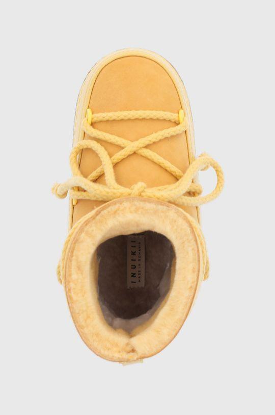 żółty Inuikii - Śniegowce
