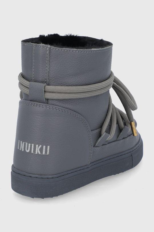 Inuikii - Bocanci de piele  Gamba: Piele naturala Interiorul: Lana Talpa: Material sintetic