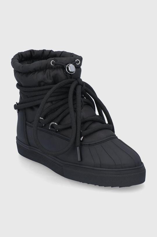 Inuikii - Śniegowce Technical Low czarny
