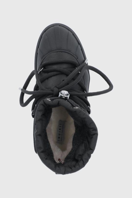 czarny Inuikii - Śniegowce Technical Low