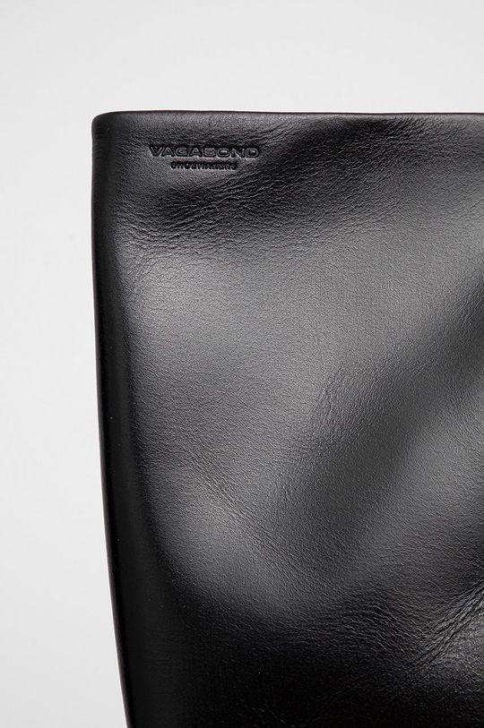 Vagabond - Kozaki skórzane Edwina Cholewka: Skóra naturalna, Wnętrze: Materiał tekstylny, Skóra naturalna, Podeszwa: Materiał syntetyczny