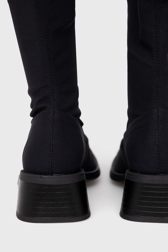 Vagabond - Μπότες Blanca  Πάνω μέρος: Υφαντικό υλικό Εσωτερικό: Υφαντικό υλικό, Φυσικό δέρμα Σόλα: Συνθετικό ύφασμα