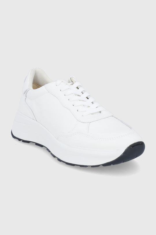 Vagabond - Buty skórzane Janessa biały