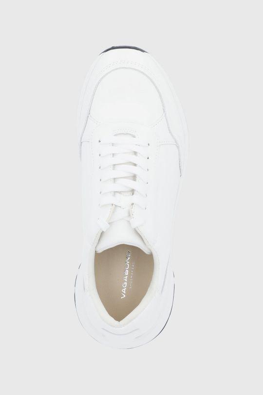 biały Vagabond - Buty skórzane Janessa