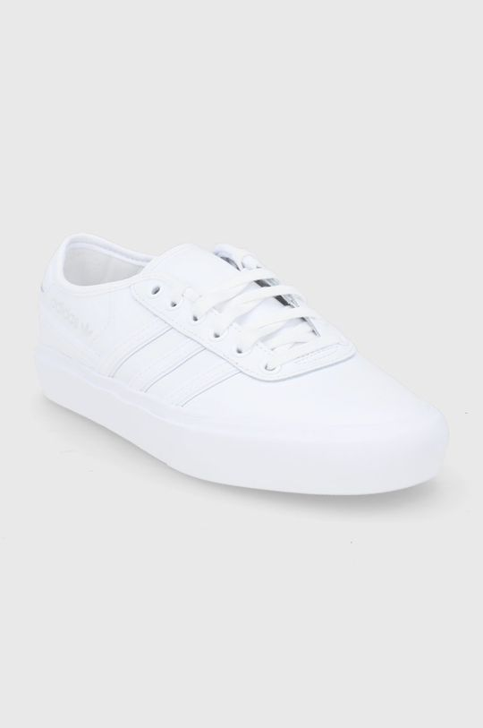 adidas Originals - Buty Delpala Cl biały