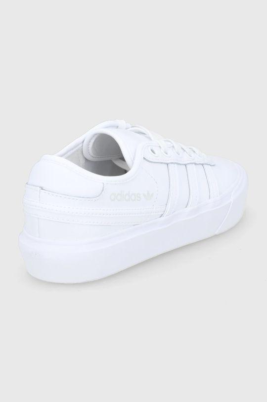 adidas Originals - Buty Delpala Cl Cholewka: Materiał syntetyczny, Skóra naturalna, Wnętrze: Materiał tekstylny, Podeszwa: Materiał syntetyczny