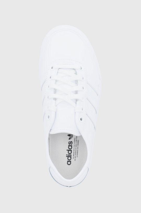 biały adidas Originals - Buty Delpala Cl