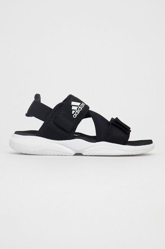 czarny adidas Performance - Sandały Terrex Sumra W Damski