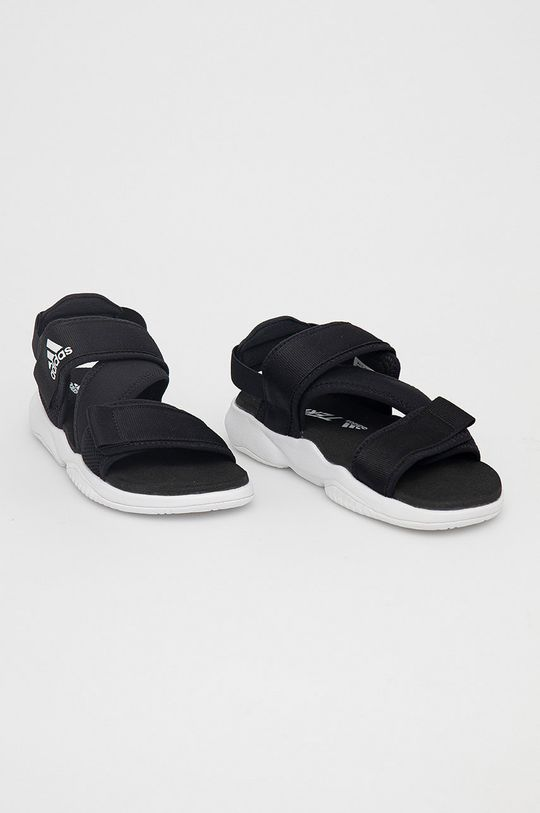 adidas Performance - Sandały Terrex Sumra W czarny