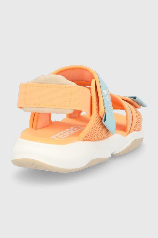 adidas Performance - Sandały Terrex Sumra W Cholewka: Materiał tekstylny, Wnętrze: Materiał syntetyczny, Materiał tekstylny, Podeszwa: Materiał syntetyczny