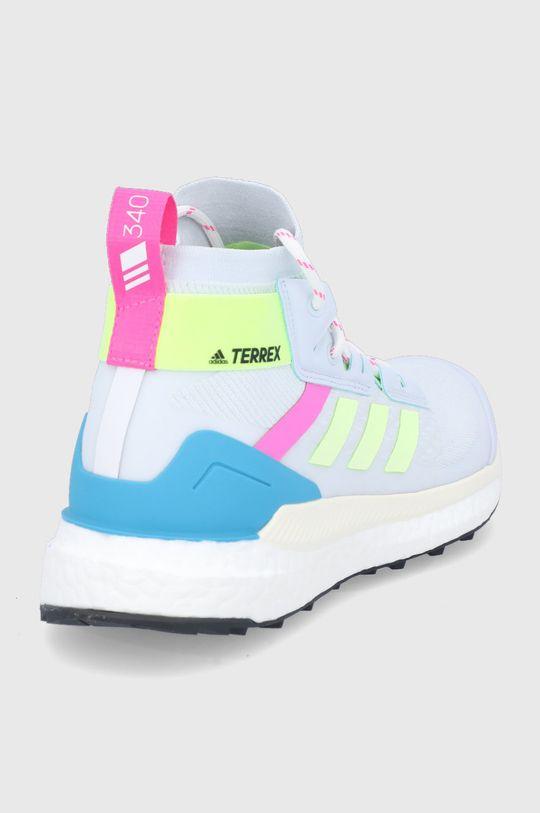 adidas Performance - Buty Terrex Free Hiker Cholewka: Materiał syntetyczny, Materiał tekstylny, Wnętrze: Materiał syntetyczny, Materiał tekstylny, Podeszwa: Materiał syntetyczny