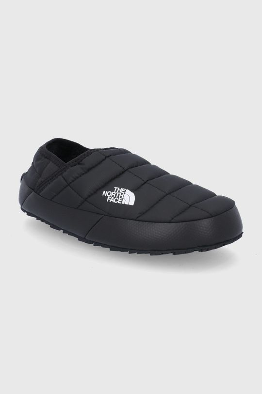 The North Face - Kapcie Thermoball Traction Mule czarny
