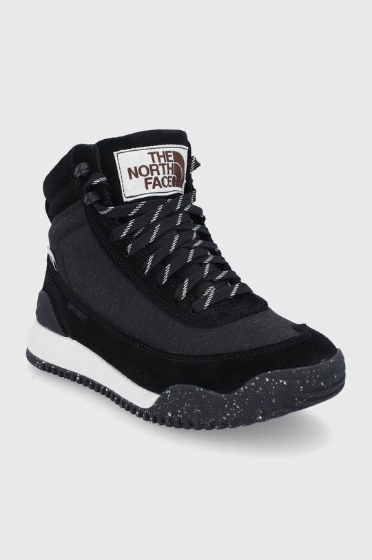 The North Face - Buty czarny