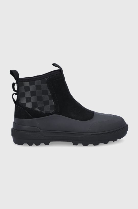 czarny Vans - Botki Colfax Boot Damski