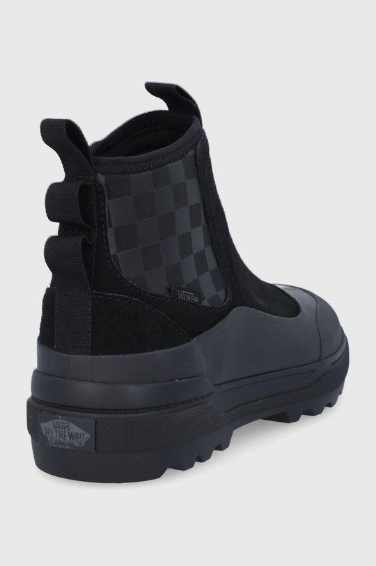 Vans - Botki Colfax Boot Cholewka: Materiał syntetyczny, Materiał tekstylny, Skóra zamszowa, Wnętrze: Materiał tekstylny, Podeszwa: Materiał syntetyczny