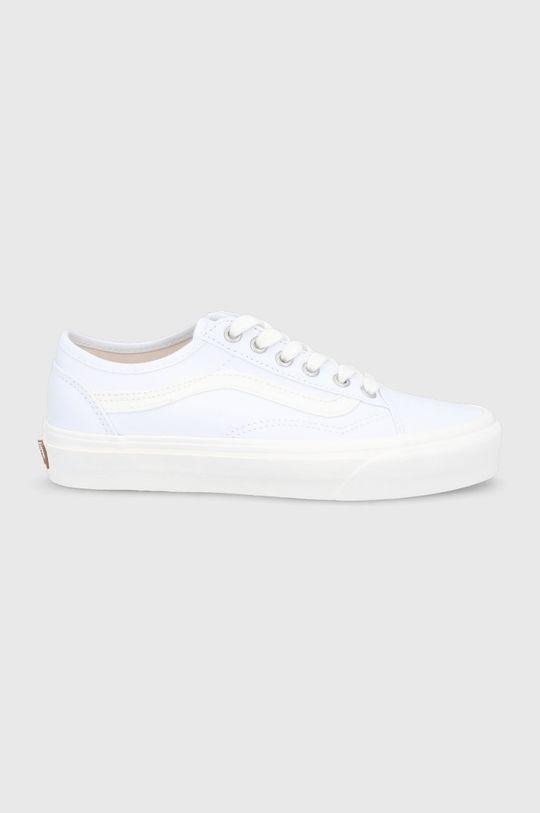 biały Vans - Tenisówki ECO THEORY Damski