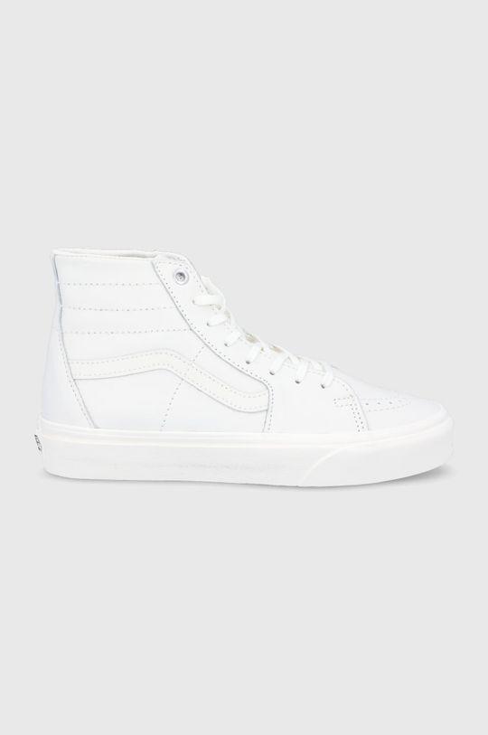biały Vans - Tenisówki Damski