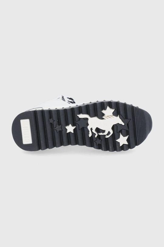 biały Mustang - Botki