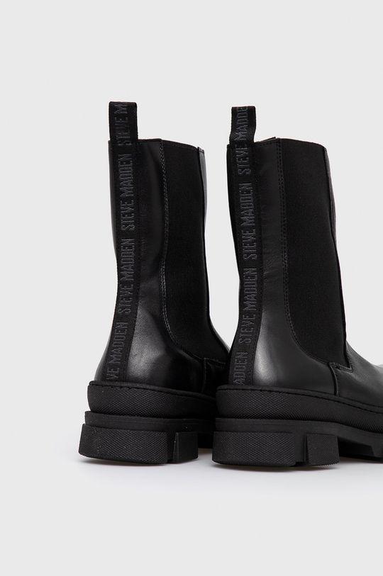 Steve Madden - Kožené kotníkové boty Filina  Svršek: Přírodní kůže Vnitřek: Textilní materiál, Přírodní kůže Podrážka: Umělá hmota