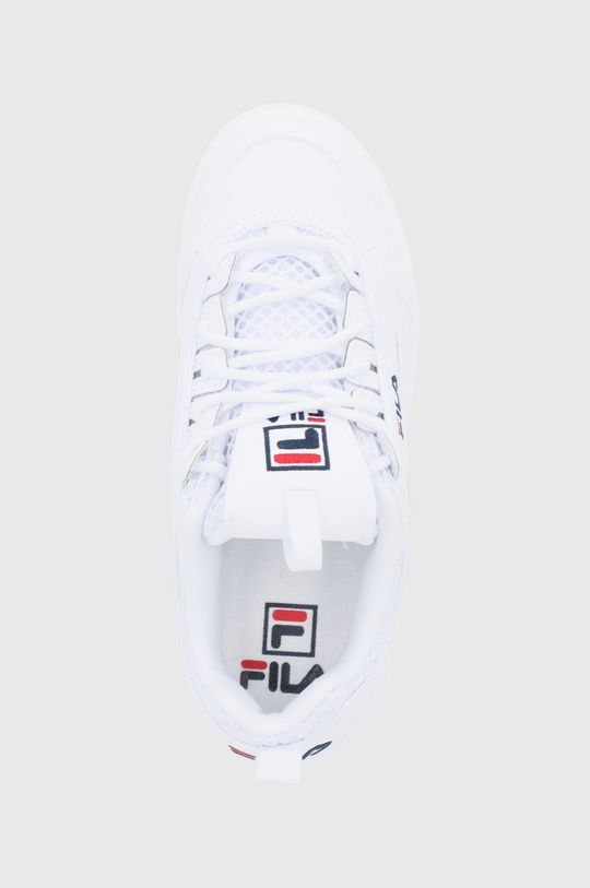 biały Fila - Buty Fx Disruptor