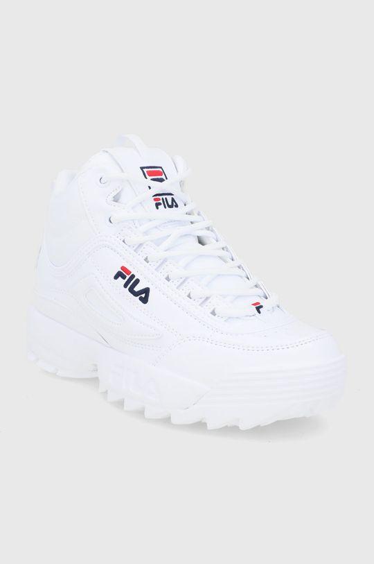 Fila - Buty Disruptor biały