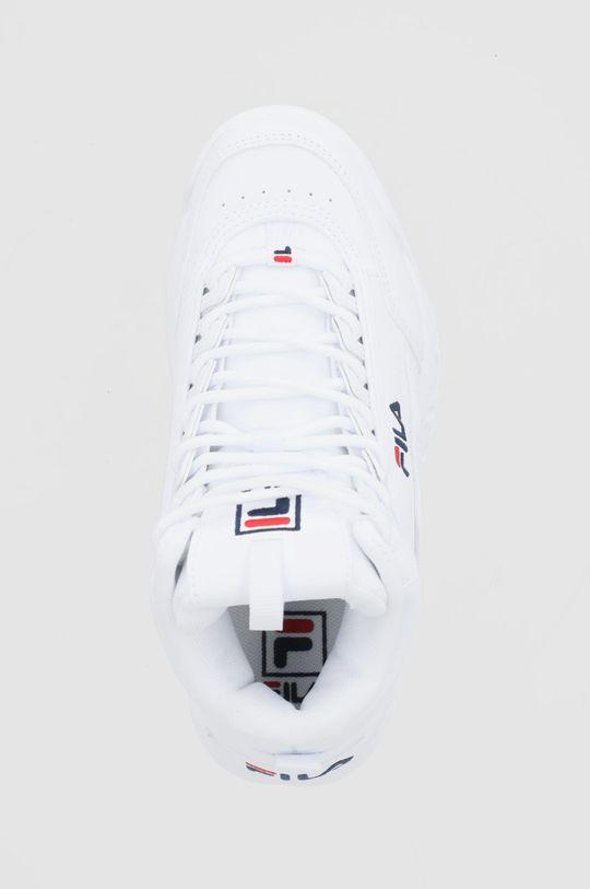 biały Fila - Buty Disruptor