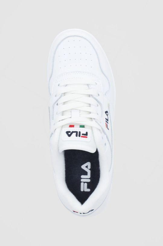 biały Fila - Buty skórzane Arcade Low