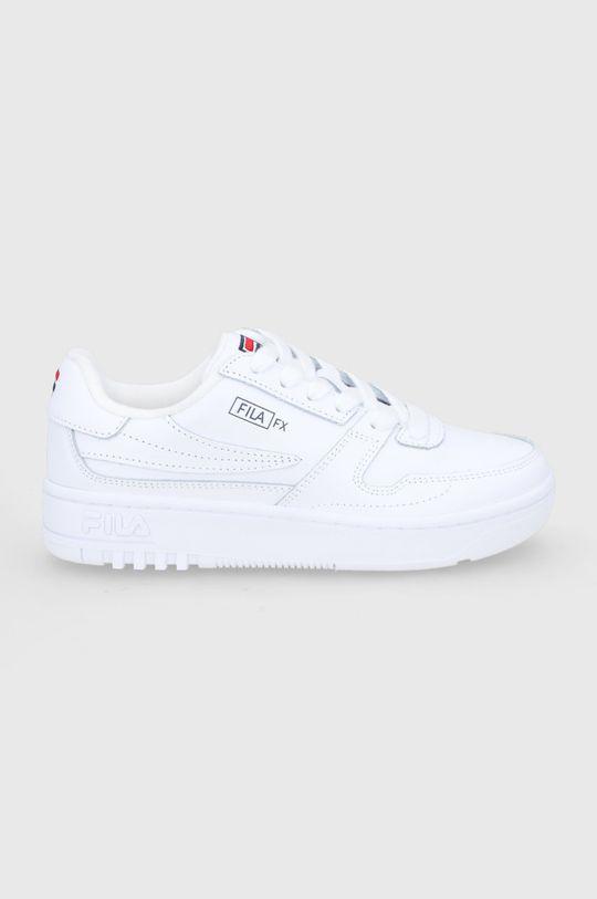 biały Fila - Buty skórzane FXVentuno L Low Damski