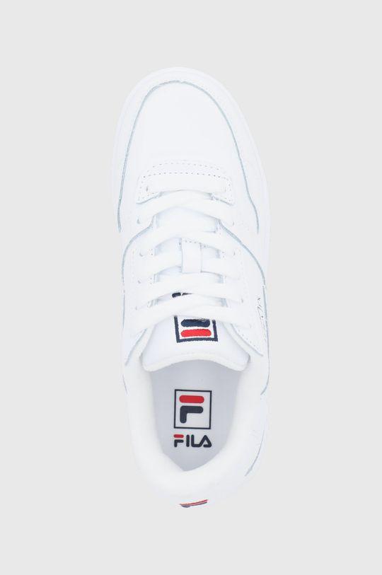 biały Fila - Buty skórzane FXVentuno L Low